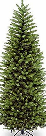 National Tree Co. 6.5ft Kingswood Fir Slim Artificial Christmas Tree This space saving 6.5ft Slim Kingswood Fir from National Tree features a hinged system of branches meaning the tree is made up of only 3 parts which slot together. Comple (Barcode EAN = 0729083175633) http://www.comparestoreprices.co.uk/december-2016-week-1-b/national-tree-co-6-5ft-kingswood-fir-slim-artificial-christmas-tree.asp