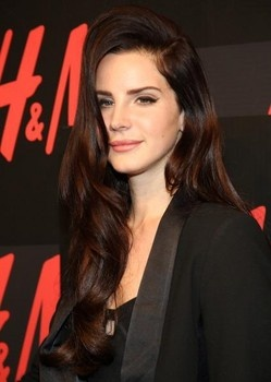 Singer Lana Del Rey attends H's private concert with Lana Del Rey at The Wooly on September 19, 2012 in New York City.