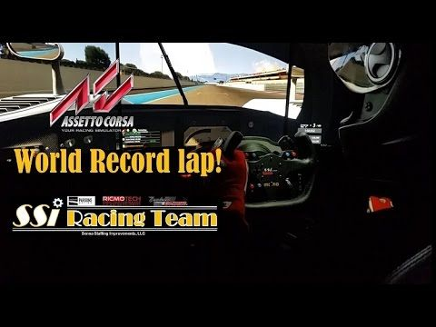 Assetto Corsa World Record Mazda 787B 26B H Pattern + Clutch Heel and To...