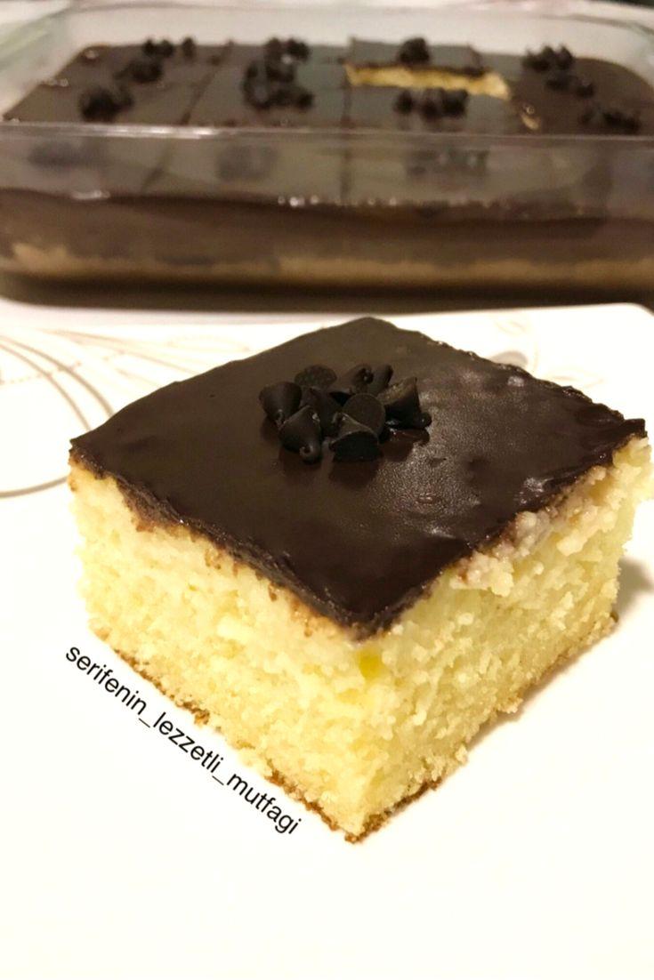 Çikolatalı Muzlu Islak Kek (Pasta Tadında) Tarifi nasıl yapılır? bu tarifin resimli anlatımı ve deneyenlerin fotoğrafları burada. Yazar: Şerife Tuna Çakır  #çikolatalımuzluıslakkek #kektarifleri #nefisyemektarifleri #yemektarifleri  #tarifsunum #lezzetlitarifler #lezzet #sunum #sunumönemlidir #tarif  #yemek #food #yummy