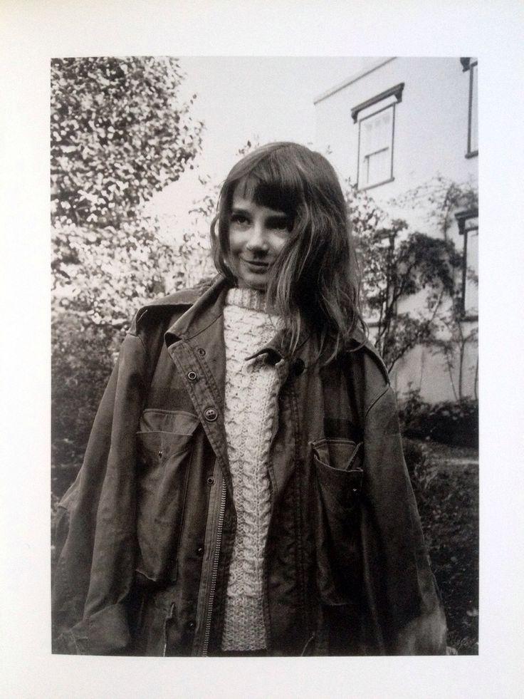 Kate Bush as a child, photo by John Carder Bush.