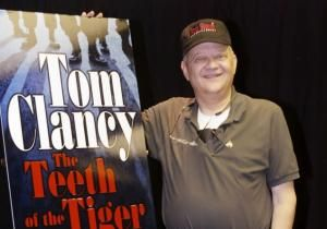 Tom Clancy, author of 'Hunt for Red October' and 'Patriot Games,' dies at 66. (via New York Daily News)