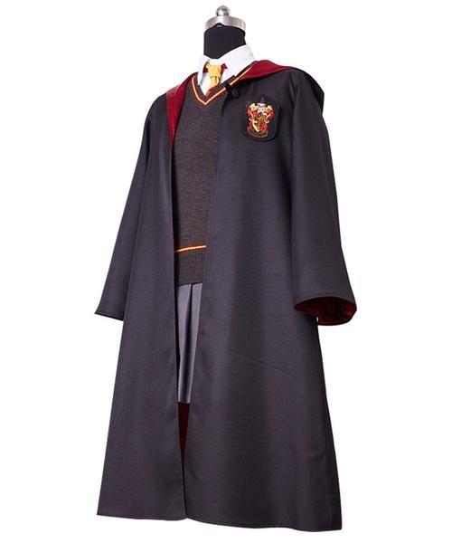 Ingenious Gewand Mantel Harry Potter Erwachsene/kinder Magie Robe Cosplay Kostüme Cape Dresses Clothing, Shoes & Accessories