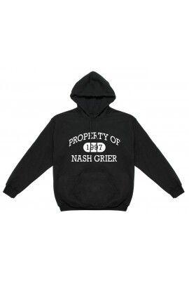 Nash Grier Sweatshirt! $40.00 blvbrands.com