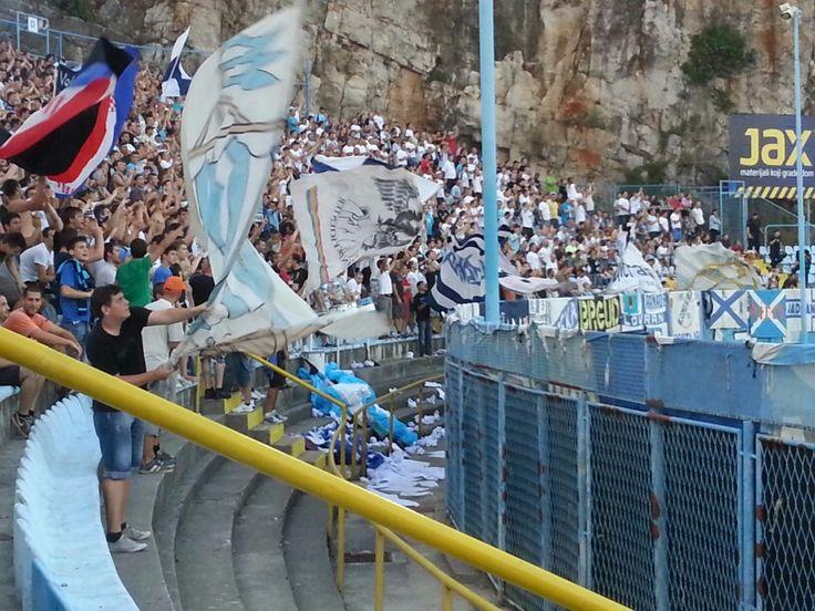 20130712 Rijeka / Fiume: Armada 60-oi minuta.