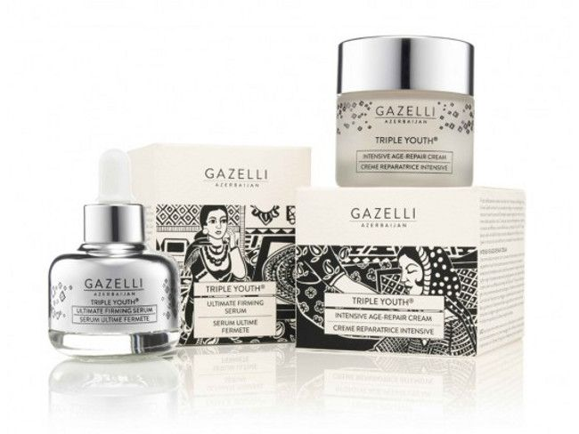 Gazelli Cosmetics on Packaging of the World - Creative Package Design Gallery