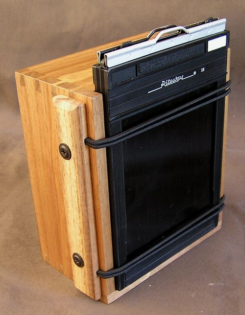 Handcrafted 4×5 and 8×10 pinhole cameras | Large Format Photography Australia