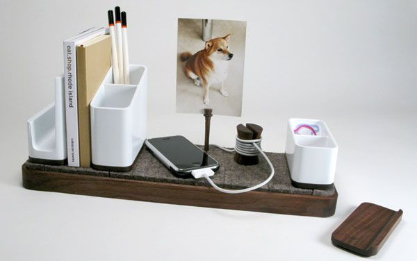 20 Crazy-Cool Desk Organizers for Your Inspiration