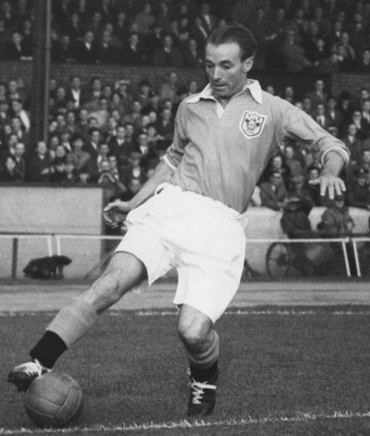 Stanley Matthews - Inghilterra - Blackpool - 1956
