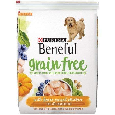 Purina Beneful Originals Adult Dry Dog Food 15 5 Lb Bag Grain