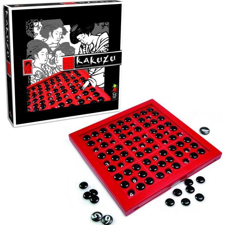 Kakuzu (Coklu, Ahsap Sudoku) Nasıl Oynanır? Kakuzu, Sudoku oyununu birden çok oyuncu ile oynamanıza olanak sağlar. Sudokudaki gibi her satır, sütun ve karenin içinde aynı rakam yalnız ve yalnız bir kez tekrar eder. Torbadan bir sayı çekilerek bu sayı aynı zamanda oyun alanında yer alan 81 taştan bir tanesini kaldırarak bulunmaya çalışılır. Eğer var olan …