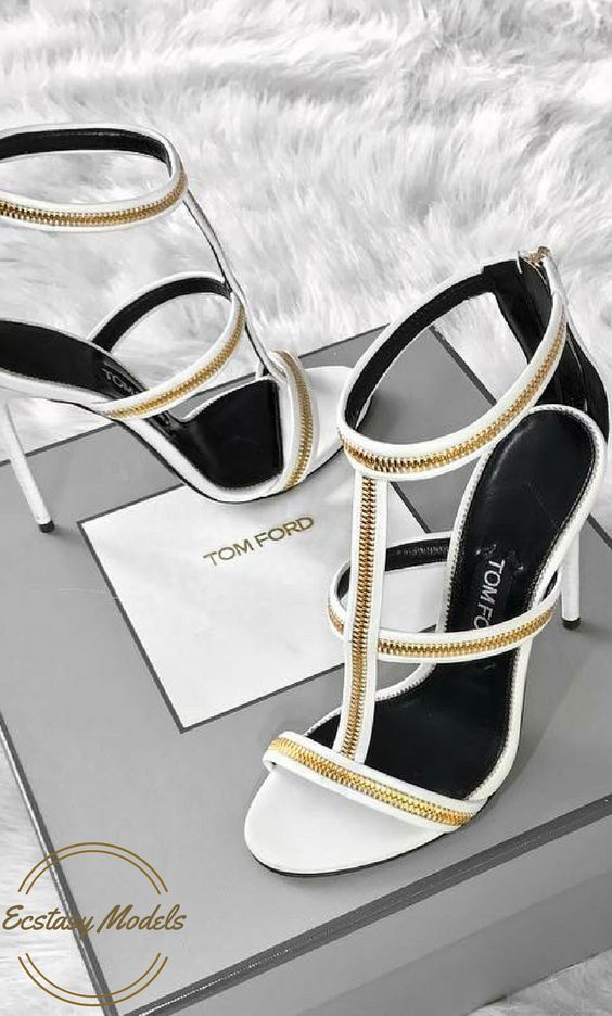Tom Ford T Strap Sandals