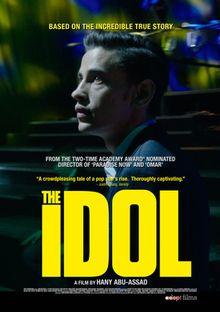 The Idol was wel een beetje saai maar je kon wel goed zien hoe hun cultuur is. Het verhaal gaat zo: De jonge Palestijnse jongen  Mohammad Assaf wordt gevolgd vanaf zijn jeugd tot de volwassenheid. Hij wil heel graag beroemd worden als zanger. De film toont zijn leven in Gaza tot zijn winst in de zangwedstrijd Arab Idol in 2013