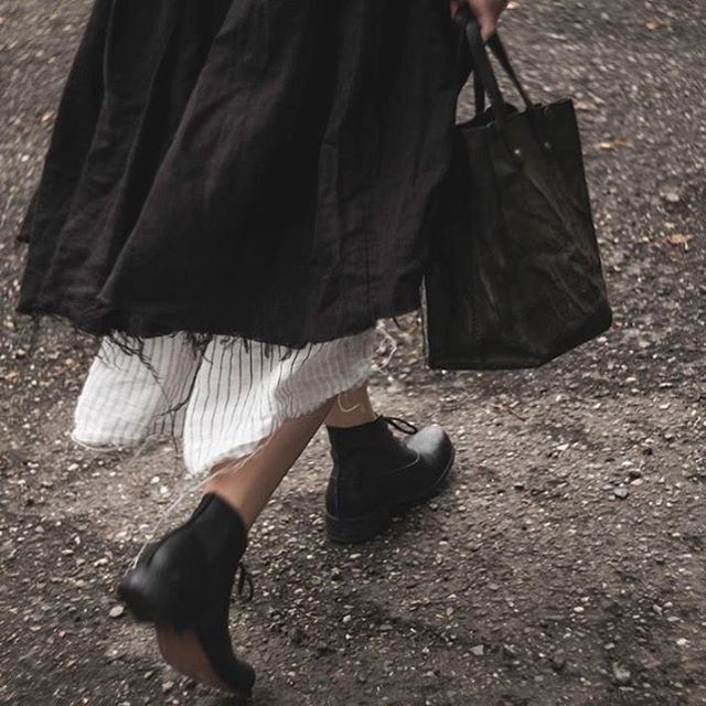 Repost from @esde_bags Roisin linen jacket and Irina striped linen dress #ovate #esde #linen