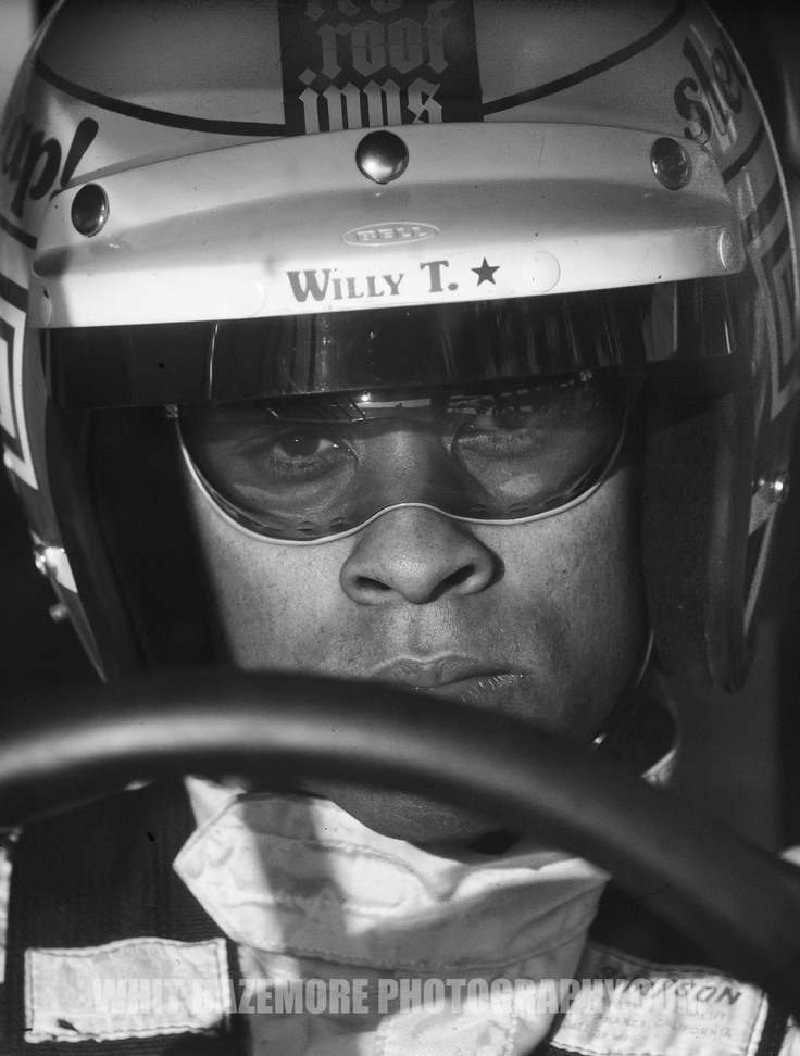 Willy T. Ribbs, racecar driver who competed in many forms of auto racing. He won 5 races in the SCCA Trans-Am Series and was honored as Pro Rookie of the Year in 1983. In 1986, he became the 1st Black person to drive a Formula One car, when he tested for the Brabham team at the Autódromo do Estoril, Portugal. In 1991, he became the 1st African-American to qualify for the Indianapolis 500. After retiring, he became a sport shooter in the National Sporting Clays Association.