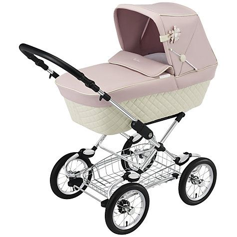 Adore this stroller - change the pink for blue or neutral depending on gender. Love the pink for girls!