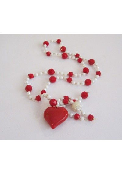 be my valentine handmade rozario with love influence