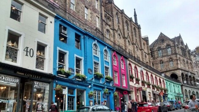 Edinburgh UK 12/2016