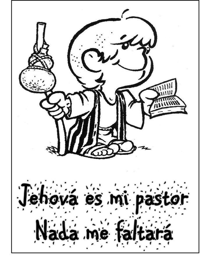 historias biblicas para ninos | ... Para Colorear: Dibujos Cristianos: Dibujos de Misioneros para colorear