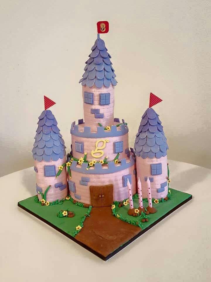 Princess G little castle