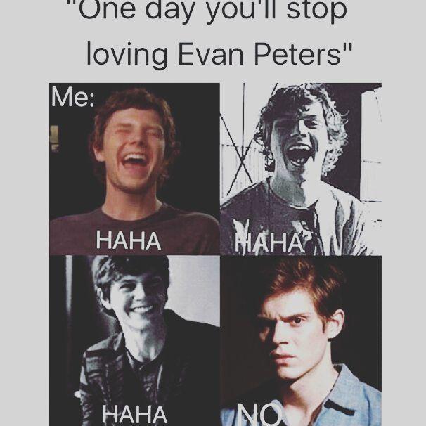 Evan Peters                                                                                                                                                                                 More