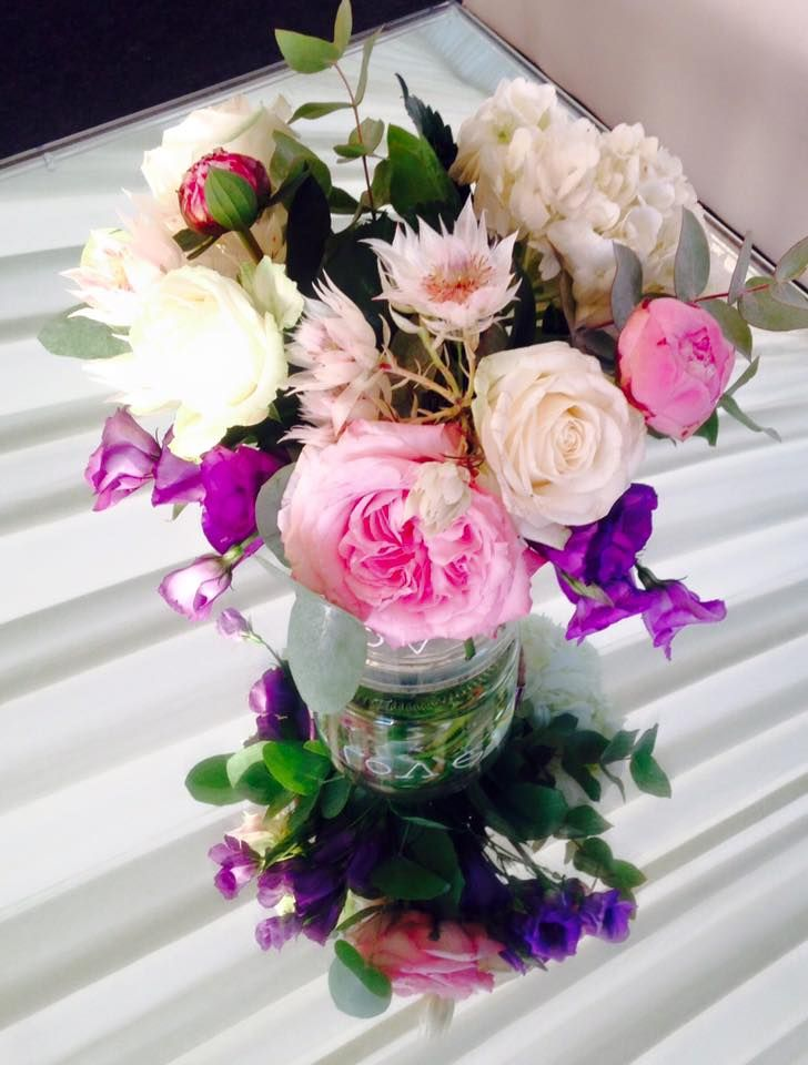 Petite Vase for Wedding Table