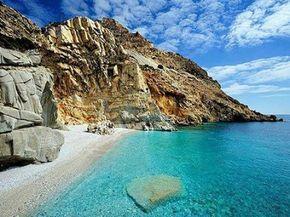 ικαρια  :παραλια σευχελλες 25 χλμ απο αγιο κηρυκο