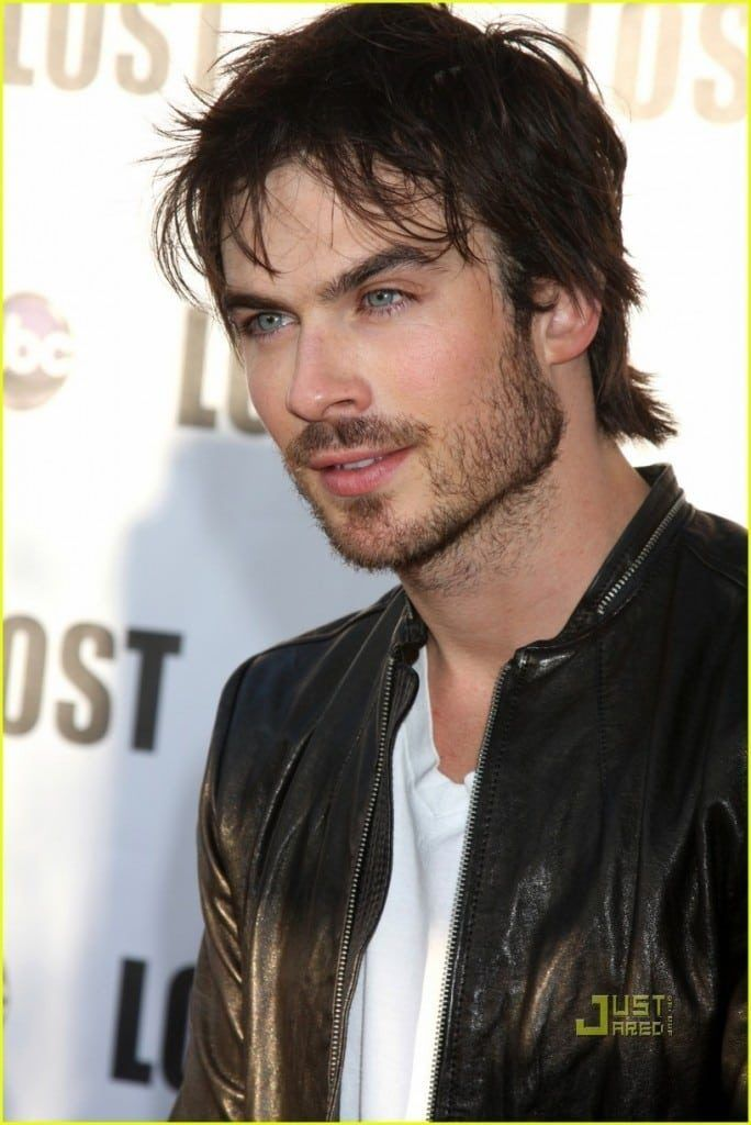Ian Somerhalder New Hairstyle 2019 With Images Mens Hairstyles
