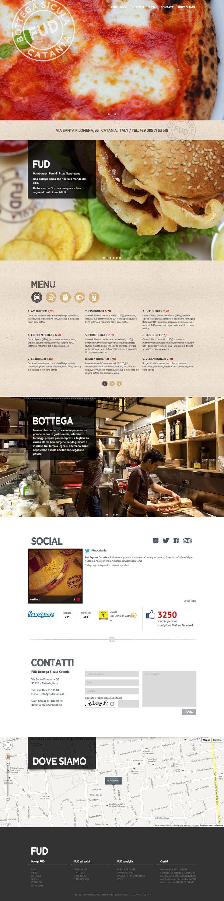 70 best Homepage Designs images on Pinterest | Design web, Website ...