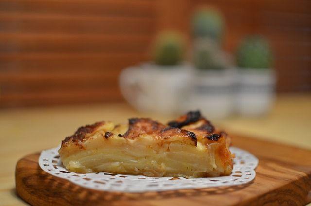 Ai fornelli con la celiachia: Torta di mele… più mele che torta!!!