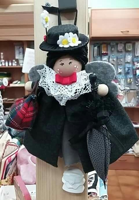 """La profumina"" MARY Poppins. By LO SCRIGNO"