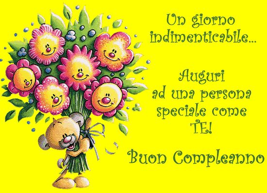 Top 20 best Auguri di Buon Compleanno / Tanti Auguri images on  GI45