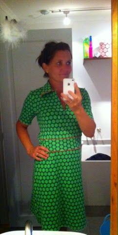 Fru Hygge: Retro kjole