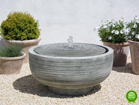 Outdoor Modern Fountains / Garden Fountains / Wall Fountains ...