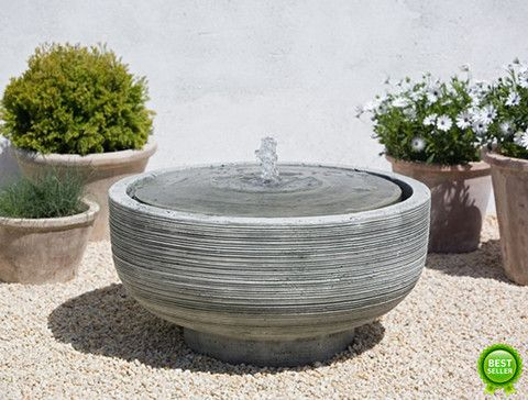 Outdoor Modern Fountains / Garden Fountains / Wall Fountains ...