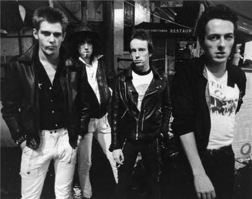 The Clash #music