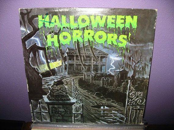 halloween soundtrack lp