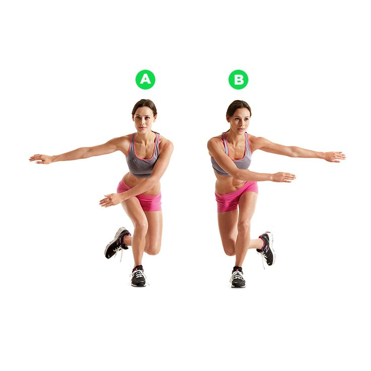Skater Jumps http://www.womenshealthmag.com/fitness/strength-training-without-weights/slide/4