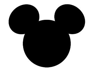 Creativity = Sanity: Mickey Mouse Silhouette Studio File