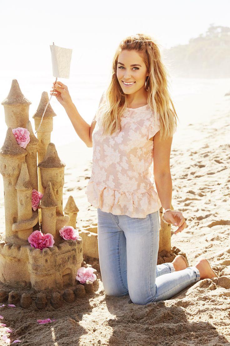 Lauren Conrad wearing LC Lauren Conrad for Kohl's