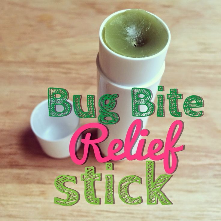 Fresh-Picked Beauty: Bug Bite Relief Stick