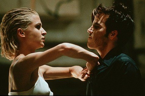 Still of Stephen Dorff and Arly Jover in Blade (1998)