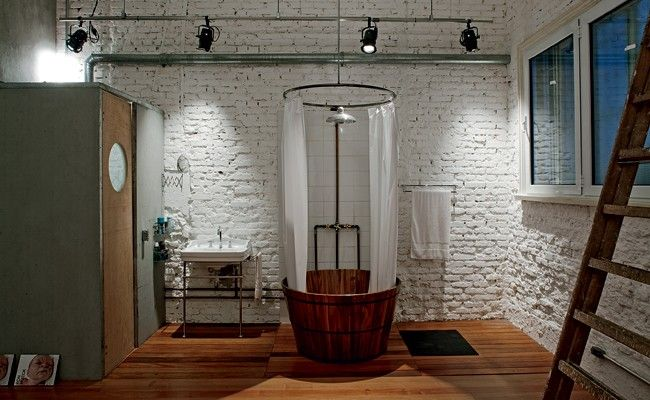 Banheiros incríveis