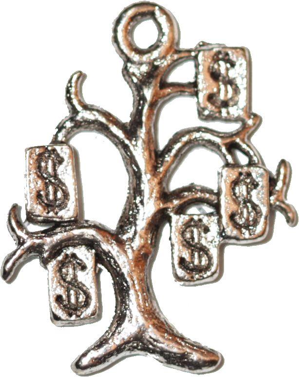 Tree - Money - Silver