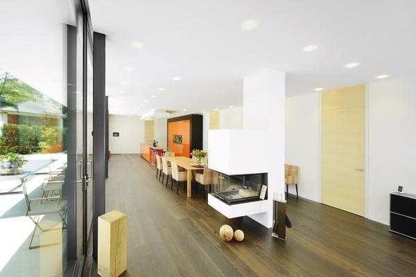 Die besten 25+ Freistehenden kamin Ideen auf Pinterest Holzöfen - grandiose und romantische interieur design ideen