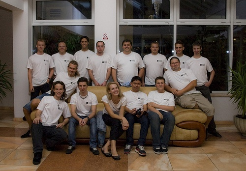 Night of Researchers 2011 team