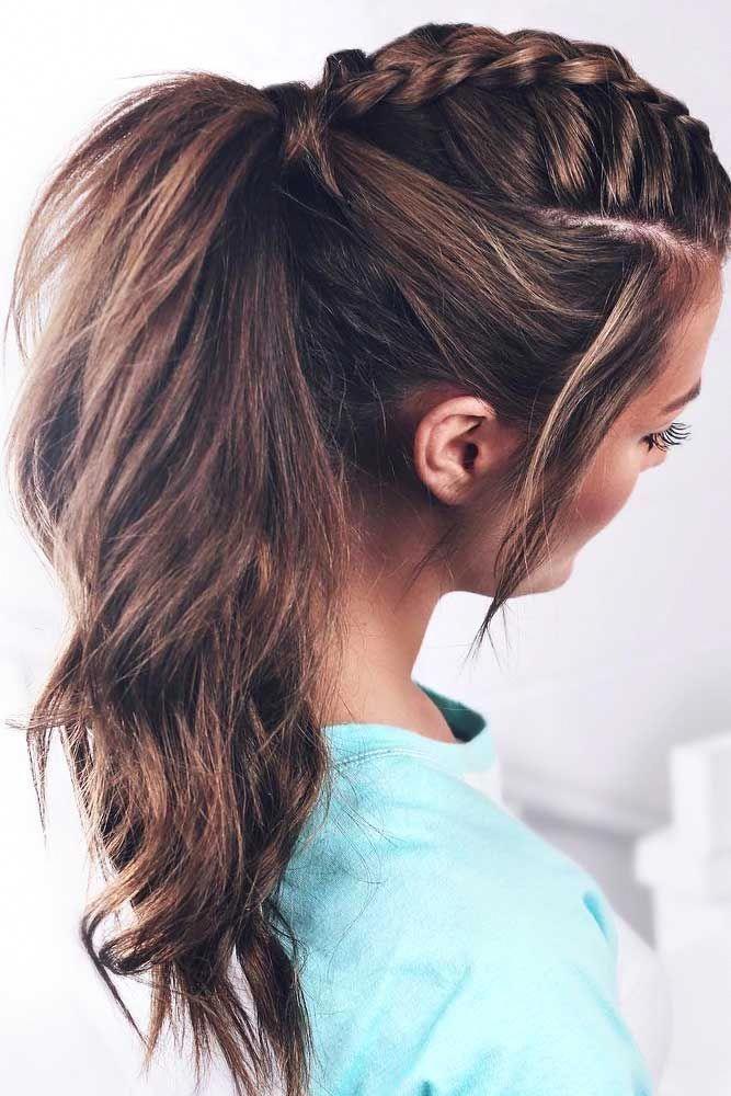 Fab prom hairstyles for long hair! #promhairstylesforlonghair
