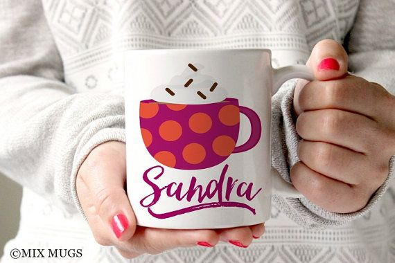 personalized coffee mugs • monogram coffee mugs • funny mugs • cute coffee mugs • unique mugs • cool, pretty, trendy coffee mugs • coffee mugs with quotes • coffee mugs personalized • coffee lovers gifts • tea mugs  /// WELCOME! ///  Treat yourself now or someone special with our made-to-order unique coffee mugs. Our premium mugs are made with high quality, excellent durability and a perfect way for you to warm up the morning drinking your favorite coffee, tea and beverage. /// HOW IT WORKS…