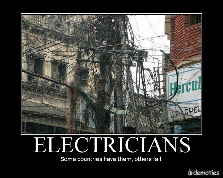 6697039532414a4a2aa80fc8a4ece2f5 electrician humor electrical wiring 22 best electrical meme images on pinterest creative, funny images