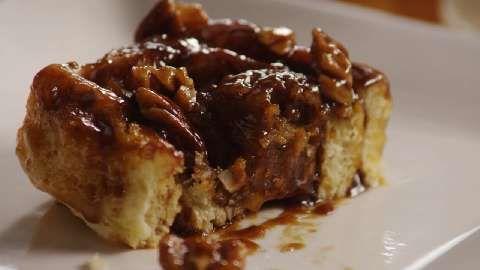 Ooey-Gooey Cinnamon Buns Allrecipes.com | Yummm! | Pinterest